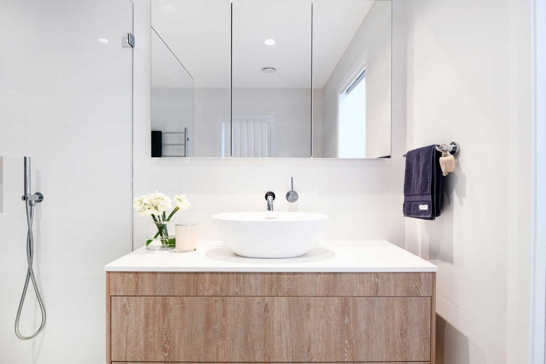 Bathroom vanity design & manufacture, luxury bathroom design, Palm Beach