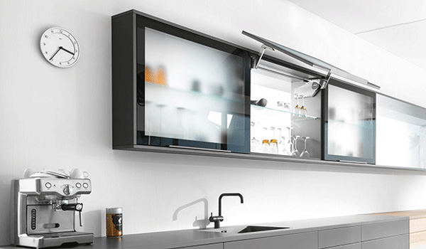 blum-aventos-HS-lift-up-system-overhead-kitchen-cabinet-hardware-premier-kitchens-australia