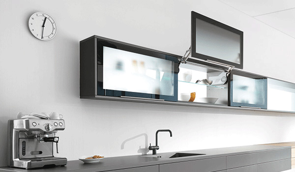 blum-aventos-HL-lift-up-system-overhead-kitchen-cabinet-hardware-premier-kitchens-australia