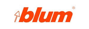blum kitchen cabinet hardware logo