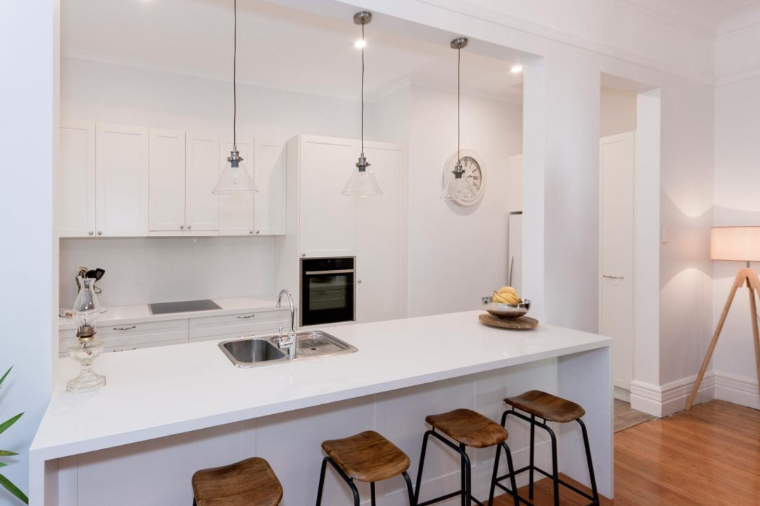 caesarstone-frosty-carina-dulux-polyurethane-whisper-white-classic-kitchen-design-astra-walker-clark-sink-premier-kitchens-australia-1