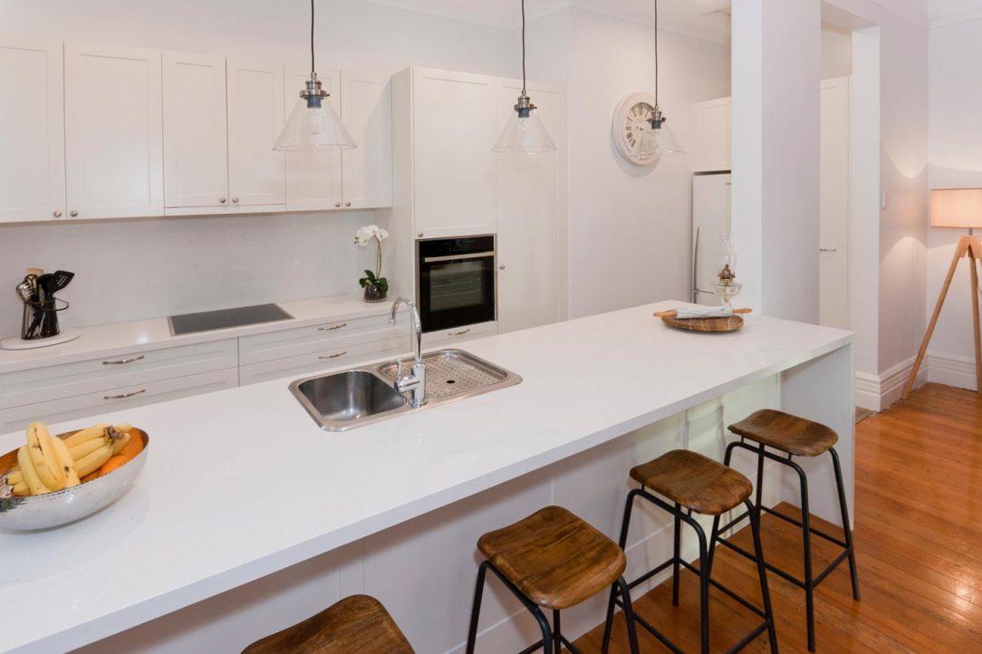 caesarstone-frosty-carina-dulux-polyurethane-whisper-white-classic-kitchen-design-astra-walker-clark-sink-premier-kitchens-australia-8