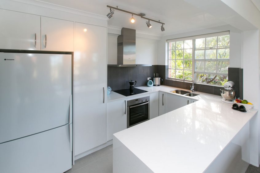 Laminex cabinets mf cabinets for Laminex kitchen designs