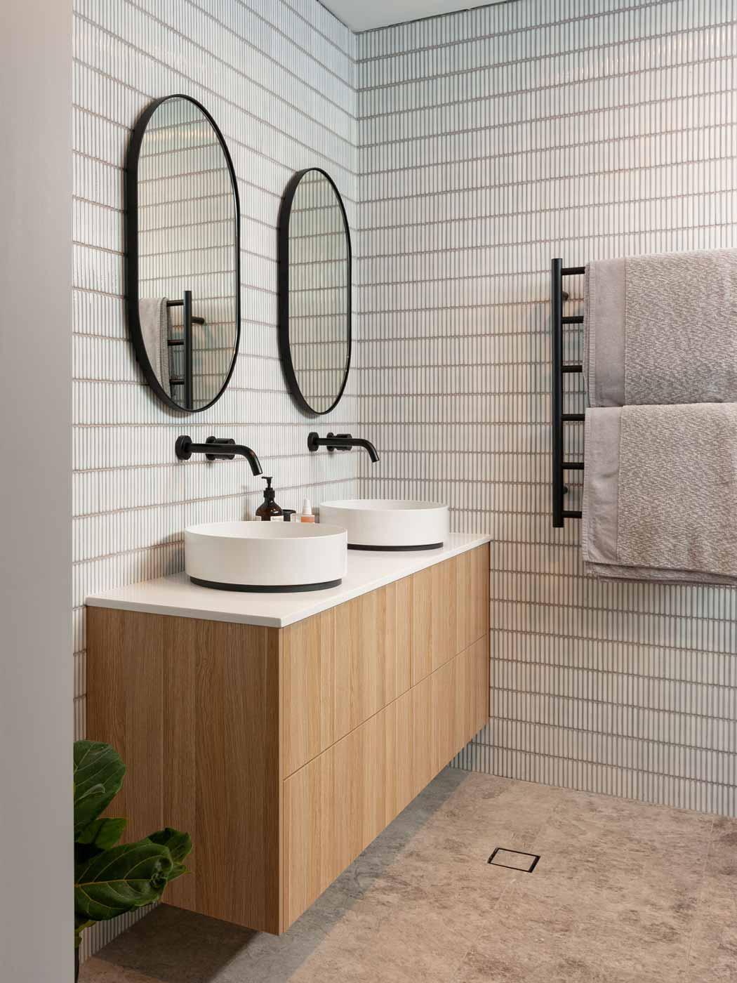 custom made bathroom vanity premier kitchens australia