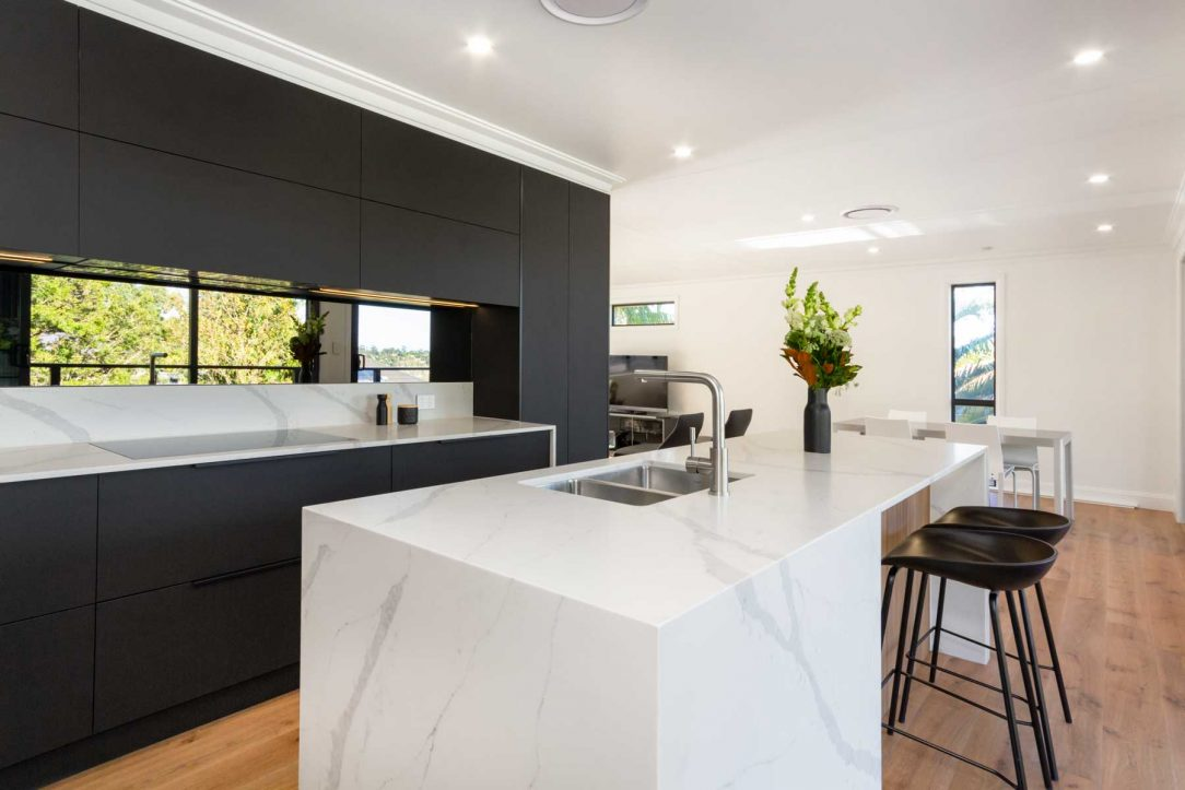 Contemporary Kitchen, Frenchs Forest   Premier Kitchens
