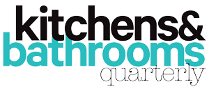 kitchens and bathrooms quarterly magazine logo